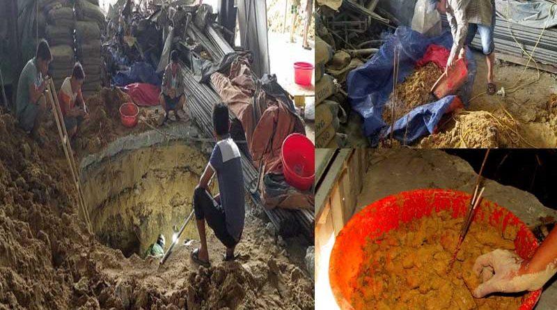 Bất ngờ phát hiện gần 200 bộ hài cốt dưới nền khi đang thi công để xây nhà