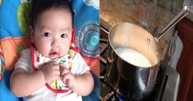 Con em 3 tháng tăng 5,5kg nhờ loại đồ uống tự làm, dễ kiếm giúp sữa vừa nhiều vừa thơm và đặc quánh